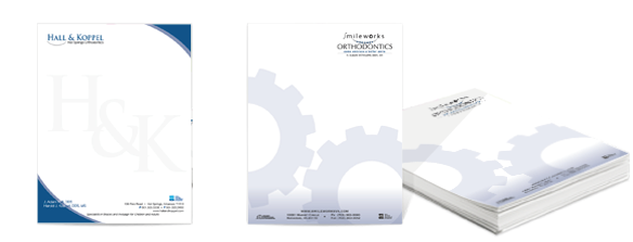 Orthodontic Letterhead