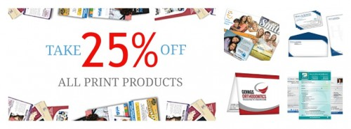 Discount Orthodontic Print products