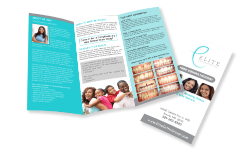 Orthodontic Brochures