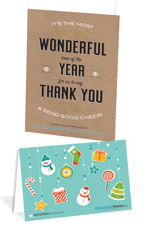 full color greeting card printing