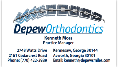 Depew_Ortho_Business_Card