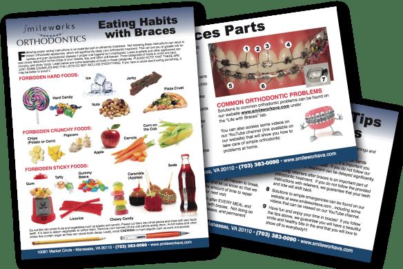 Eating Habits Brochure