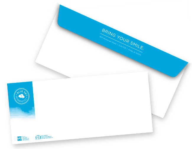 orthodontic envelopes